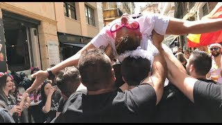 The Crazy Streets of Granada