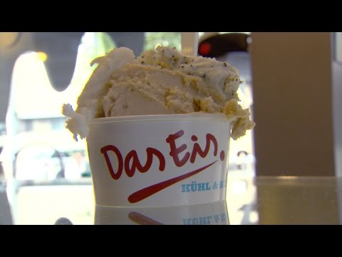 Building an ice cream brand : DasEis.eu