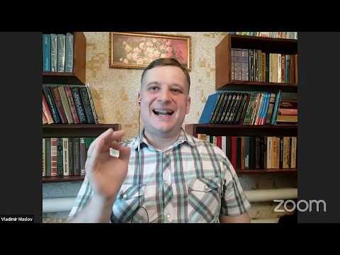 Владимир Маслов, переводчик, синхронист   DreamTalks