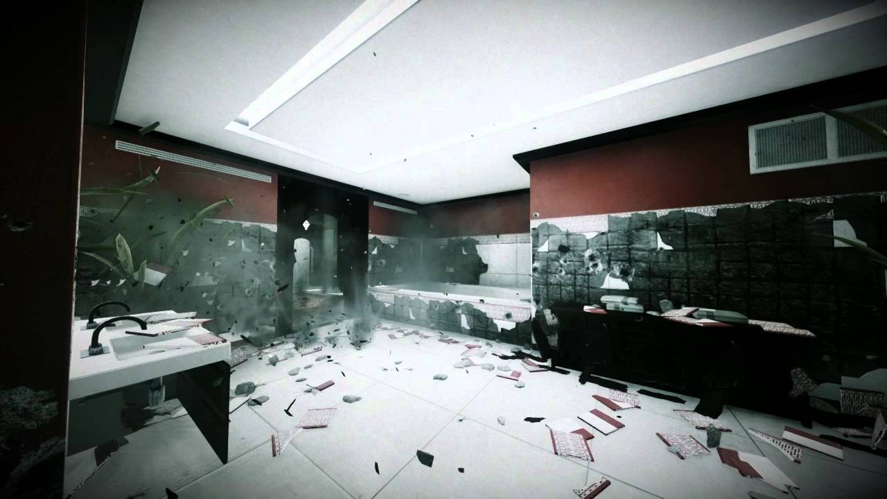 BF3 Close Quarters VFX Destruction Montage - A demo montage made to check the quality of the HD Destruction effects in the video game Battlefield 3: Close Quarters.