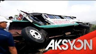 Patay sa aksidente sa Baguio