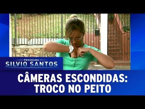 Troco no peito | Câmeras Escondidas (04/06/17)
