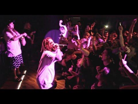 $uicide Boy$ , Pouya, Fat Nick, & Ghostemane   in NJ  041717  HD