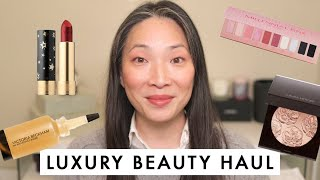 Big Luxury Beauty Haul - Victoria Beckham Beauty | Sisley | Gucci