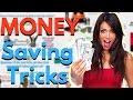 12 Tricks To Save Money