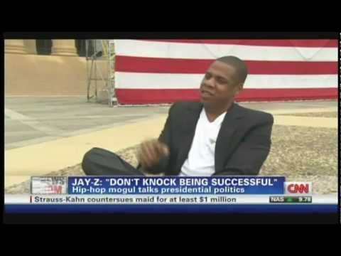 Jay-Z Interview wtih Poppy Harlow (May 16, 2012)