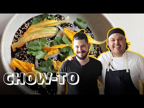 How to Make Mole Casero | CHOW-TO