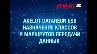 Корпоративная сервисная шина DATAREON ESB.  Назначение классов и маршрутов передачи данных. Урок 4