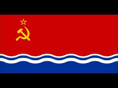 National Anthem of the Latvian SSR (vocal)