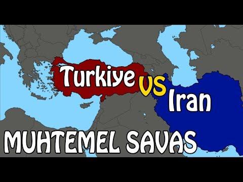 Türkiye vs İran (Muhtemel Savaş)