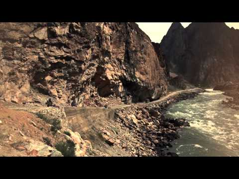 Central Asia - Motorcycle journey. Big Time Films Production