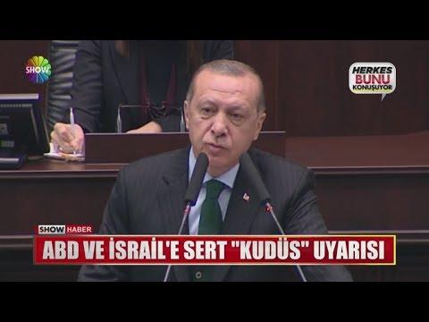 """ABD ve İsrail'e sert """"Kudüs"""" uyarısı"""