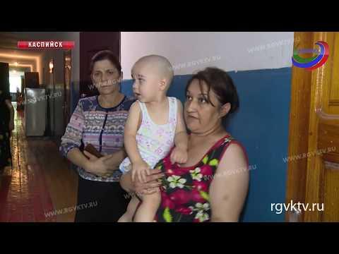 Госжилинспекция Дагестана признала одну из каспийских многоэтажек непригодной для жилья