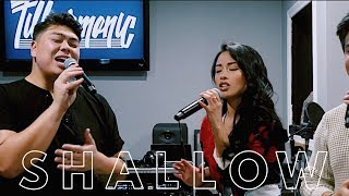 Shallow - Lady Gaga & Bradley Cooper (Jules Aurora & The Filharmonic Cover) LIVE Acapella