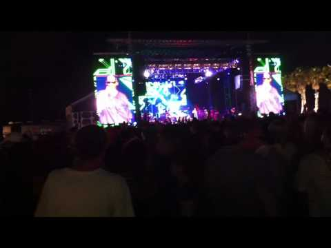 Snoop performing Ghostland Observatory's Codename: Rondo