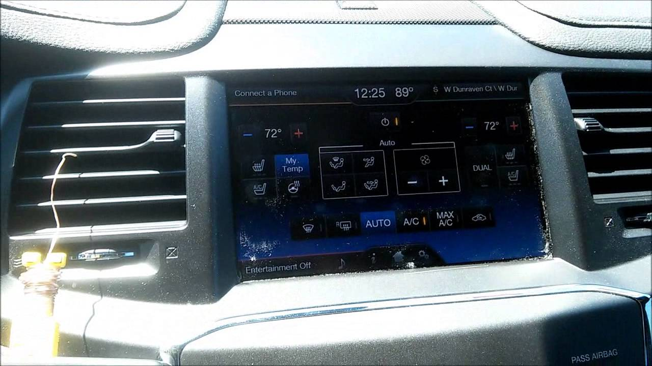 automatic climate control problems 1