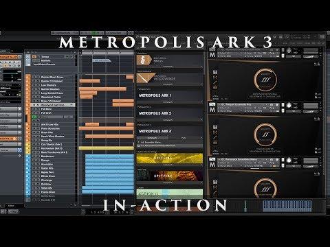 Metropolis Ark III - In Action