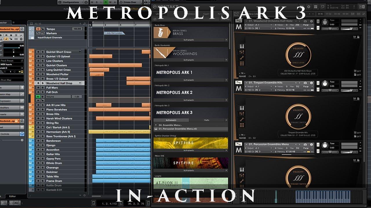 Metropolis ark 1 free. download full
