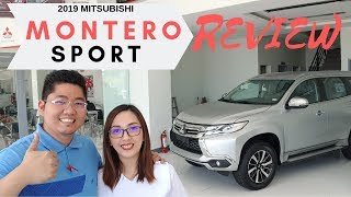 2019 Mitsubishi Montero Sport GLS Premium 2WD REVIEW