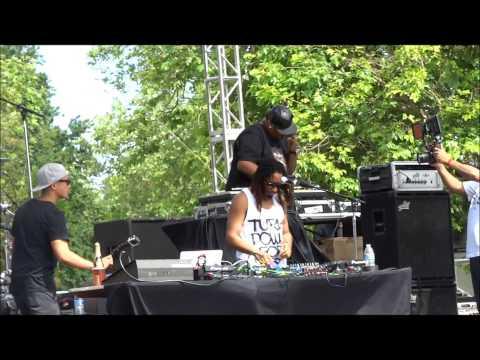 Kulture Clash International: Lil Jon performing at KSFM 102.5 LIVE