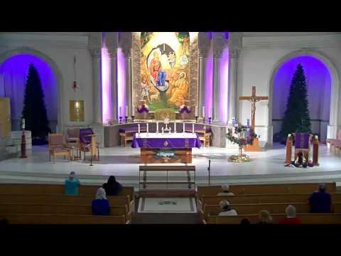 Thursday 12/22/2016 - Community Holy Hour - St  Anne Roman Catholic Parish