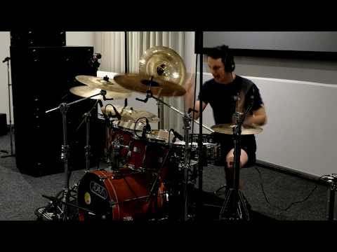 The Pretender - Foo Fighters Drum cover by Jochen Vanderspikken