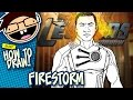 How to Draw FIRESTORM (Legends of Tomorrow) | Narrated Easy Step-by-Step Tutorial