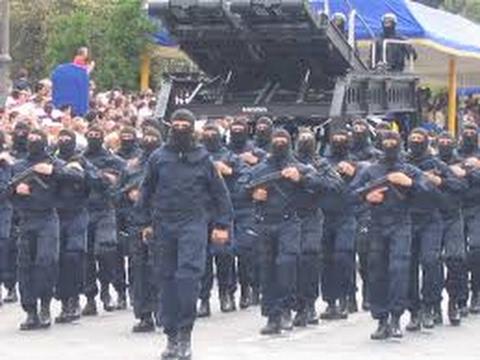 GIS - Gruppo di Intervento Speciale Carabinieri