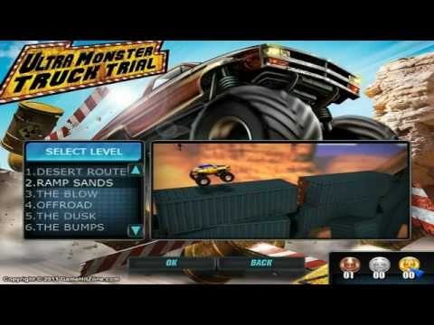 Ultra Monster Trunk Trial - Divertido e Legal