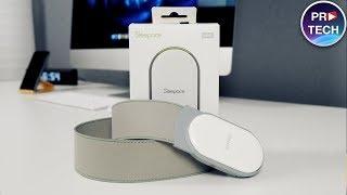 Как улучшить качество сна? Обзор Sleepace Reston Z400T   ProTech