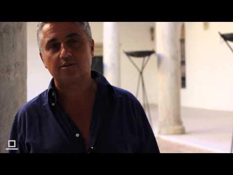 Amor Vacui / Interviews. CHERUBINO GAMBARDELLA. XXII Seminario internazionale di Camerino