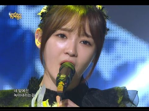 【TVPP】Davichi - Be Warmed (feat. Verbal Jint), 다비치 - 녹는중 (feat. 버벌진트) @ Show! Music Core Live