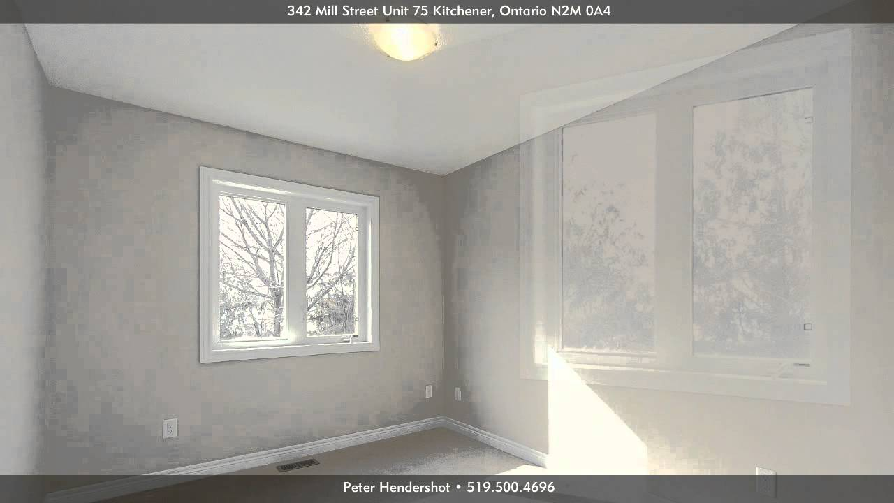 342 Mill Street Unit 75, Kitchener N2M 0A4, Ontario - Virtual Tour ...