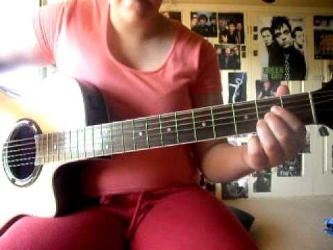 Taylor Swift Back To December Guitar Cover - With Chords - YouTube