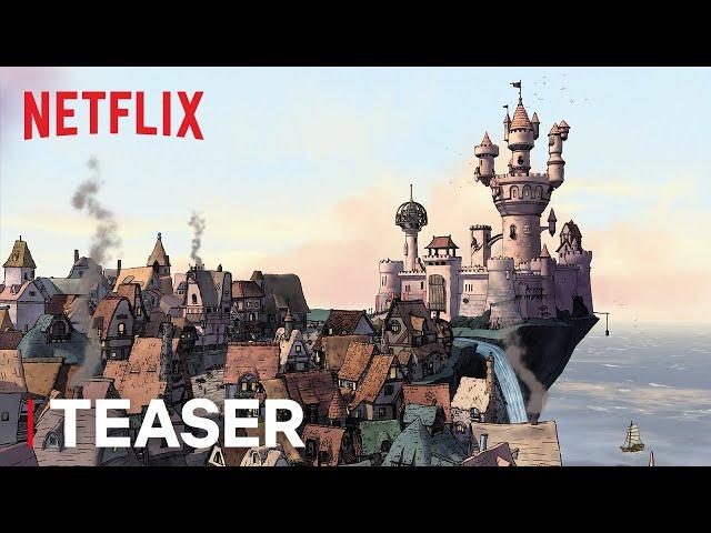 Disenchantment | Teaser | Netflix