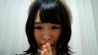 2017/2/8 20:40~ NGT48 チームNⅢ 高倉萌香のSHOWROOM配信 途中2度配信...