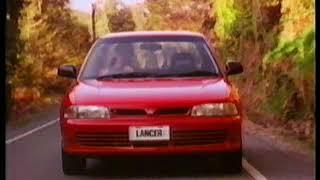Download Video Mitsubishi Lancer ad New Zealand 1994 MP3 3GP MP4