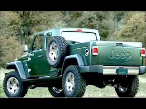 2017 Jeep Truck Video