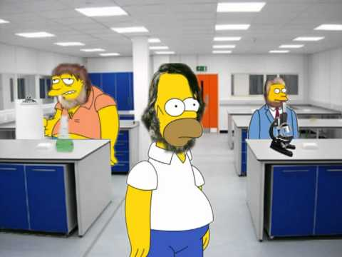 James Simpson, as a simpson