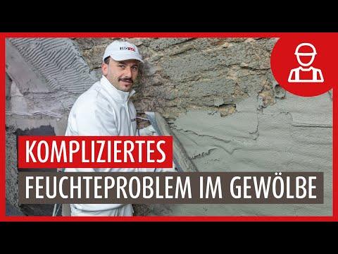 Extrem Problemfall Gewölbekeller: Welche Abdichtung hilft? - YouTube GL03