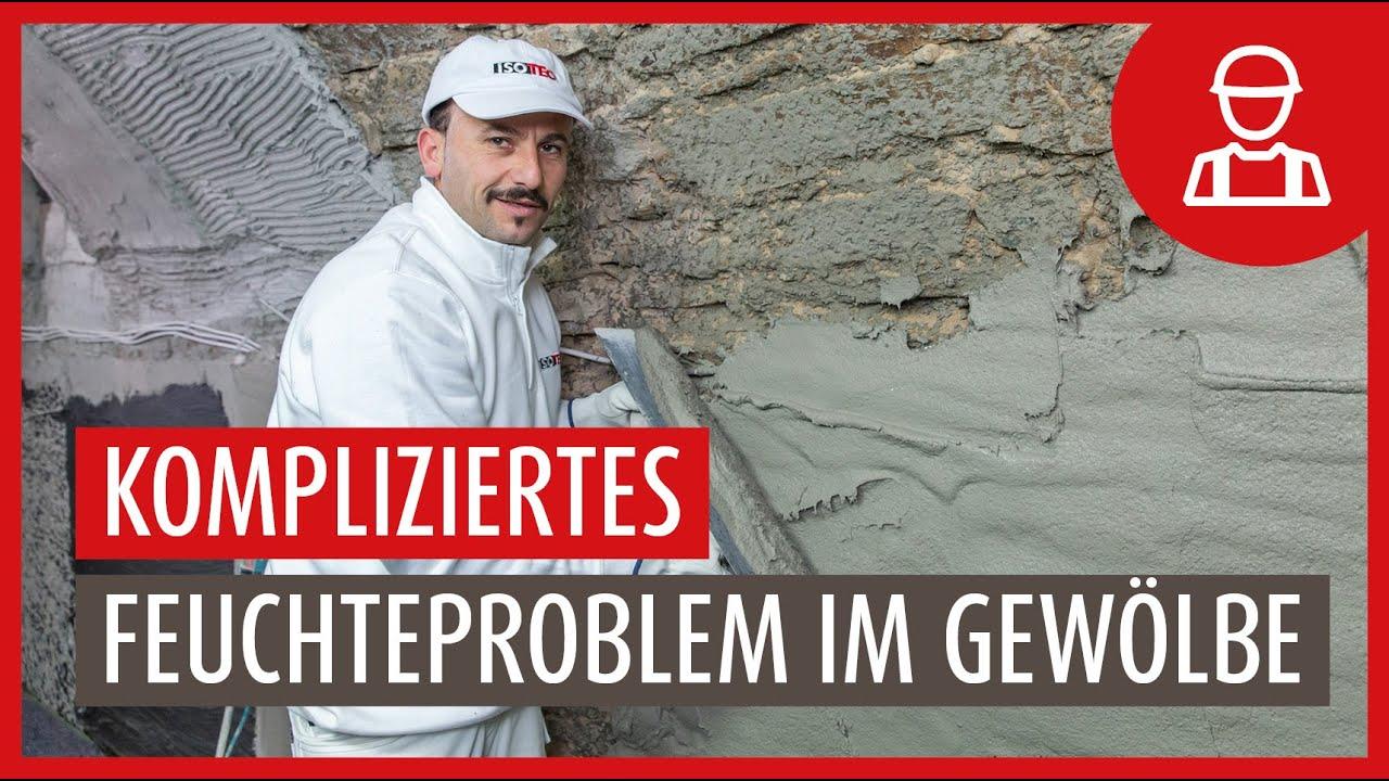 Fußboden Im Gewölbekeller ~ Problemfall gewölbekeller: welche abdichtung hilft? youtube