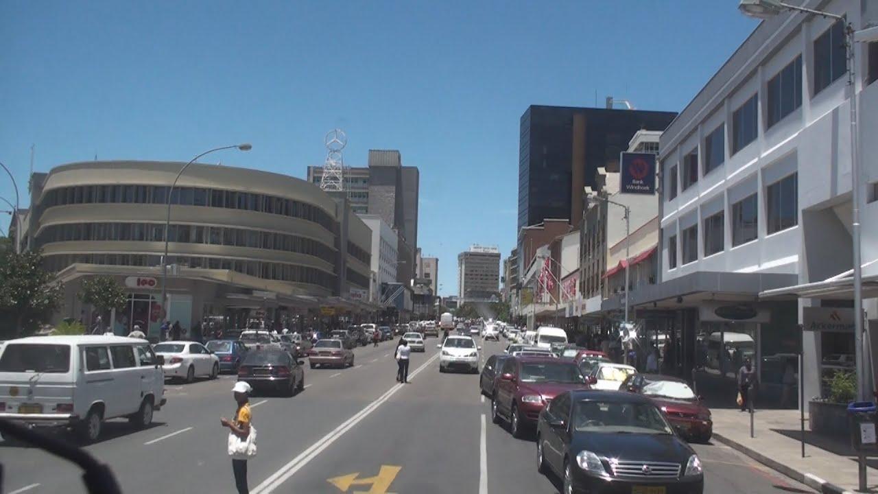 windhoek capitale de namibie