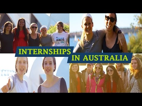 International Internships in Sydney, Australia