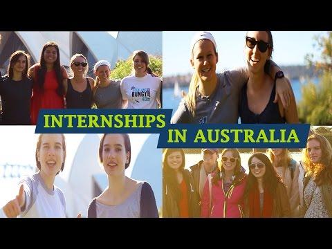 International Internships in Sydney, Australia