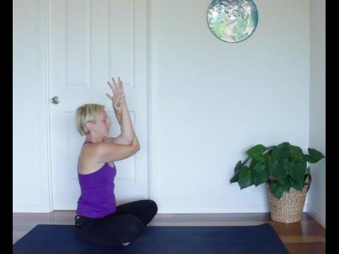 Yoga for breastfeeding Mums