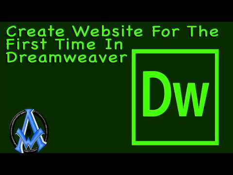 Dreamweaver CC 2019 Beginners Guide Creating A Site For The First Time
