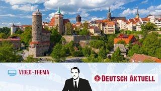 Deutsch lernen (B2/C1) | Wer kennt die Oberlausitz?
