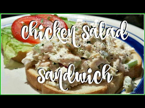 How To Make Chicken Salad On A Budget  ✔️️