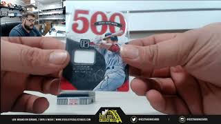2016 Pantheon Baseball Hobby Live Break- Patrick x1