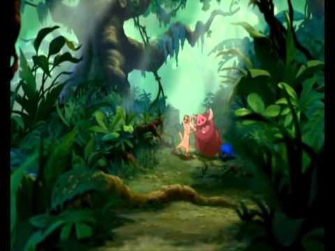 en la jungla dormido está el león